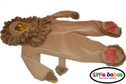 Imagen de infantil de disfraces león traje 2 3 años alternativa