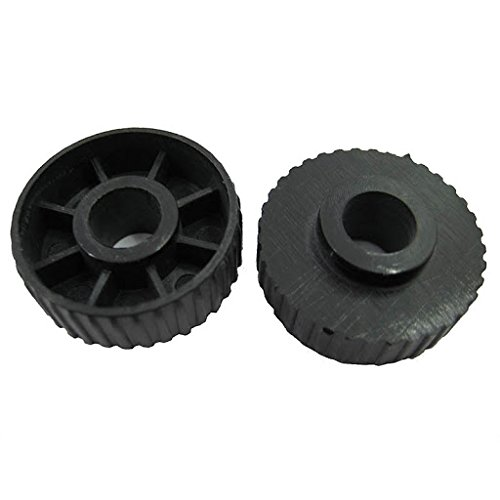 HUDORA Ersatzteile : 2 Radkappen für Kiddy Scooter, hinten (Radkappe Hinten)