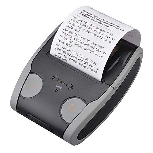 Tragbare Mini 58mm Bluetooth Drahtlose Thermische Aufkleber Quittung Ticket Drucker Für POS Bill Maschine Shop drucker für Shop