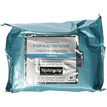 Neutrogena Hidratante Maquillaje Remover Limpieza towlettes 25-Count