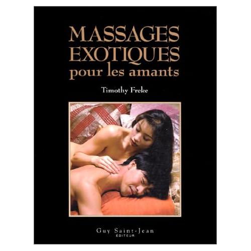 Massages exotiques pour Aman