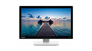 Lenovo IdeaCentre AIO 910 68,6 cm (27 Zoll Full HD VA) All-in-One Desktop-PC (Intel Core i5-7400T, 8GB RAM, 256GB SSD, Nvidia GeForce GT940A 2GB, Windows 10 Home) Silber