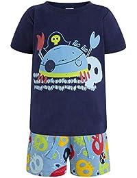 e3e6e84fd Tuc Tuc Camiseta+Bermuda Estampada Punto Niño Pirates