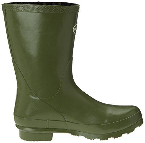 Havaianas Helios Mid Rain Boots, Bottes de pluie Femme Khaki Fonce