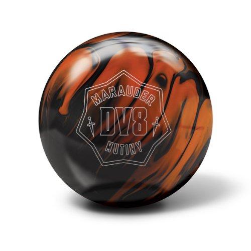 Brunswick Marauder Bowlingkugel Mutiny Violett violett 7,3 kg