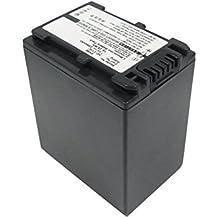 subtel® Batería premium para Sony FDR-AX33, -AX100, -AX53, -AXP33, HDR-PJ620, -PJ810, HDR-CX900, NEX-VG30 (2200mAh) NP-FV90 bateria de repuesto, pila reemplazo, sustitución