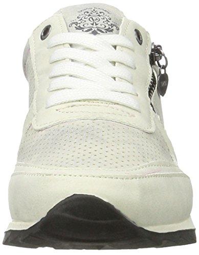 Bruno Banani 236 485, Sneakers basses femme Grau (Ice)
