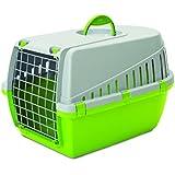 Savic Trotter 2 Pet Carrier Lemon Green