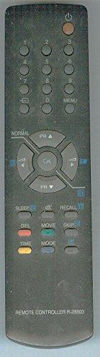 Ersatz Fernbedienung für Daewoo R-28B03 Fernseher TV Remote Control / Neu