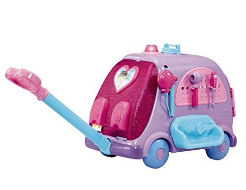 Doctora Juguetes - Doc mobile pull and go, juguete para bebés (Giochi Preziosi 90031) , Modelos/colores Surtidos, 1 Unidad
