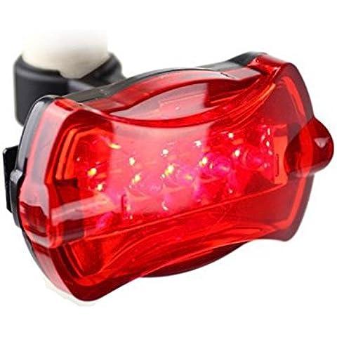 LED luce bici bicicletta accessori equipaggiamento outdoor