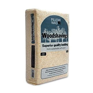 Pillow Wad Woodshavings, Large, 10.8 Kg (pack of 3 x 3.6kg) 7