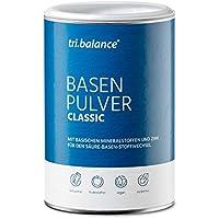 Preisvergleich für tri.balance Basenpulver Classic 300 g - 1er Pack I Mit Zink zur Entsäuerung I Für den Säure-Basen-Haushalt – zuckerfrei...