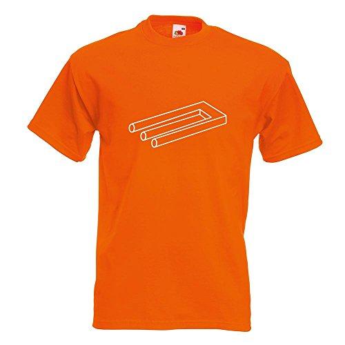 Kiwistar Teufelskralle - Optische Täuschung T-Shirt in 15 Verschiedenen  Farben - Herren Funshirt Bedruckt