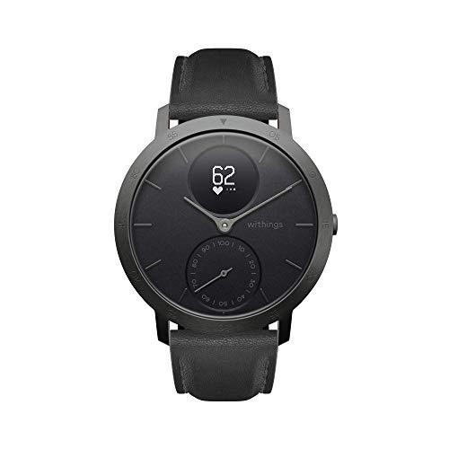 Withings / Nokia Steel HR Hybrid Smartwatch - Fitnessuhr mit Herzfrequenz und Aktivitätsmessung