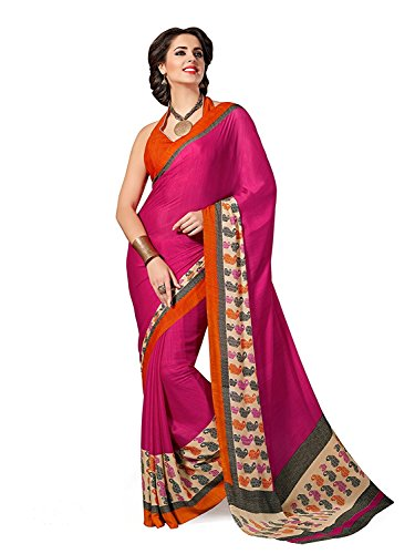 saree (Women's Clothing Saree For Women Latest Design Wear Sarees Collection in Velvet Material Latest Saree With Designer Blouse Free Size Beautiful Bollywood Saree For Women Party Wear Offer Designer Sarees With Blouse Piece)  available at amazon for Rs.349