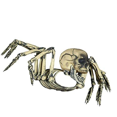 Halloween-Gegenstände KTV Haunted House Bar Dekoration Requisiten Horror Skeleton Skeleton Ghosts Acht Claws Ghosts (Octopus Kleinkind Kostüme)