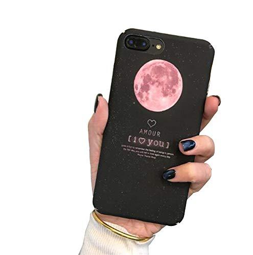 GFLD Hülle iPhone Pink Star Handyhülle für iphone8plus / 7 / 6s Mobile Shell Apple xsmax/xr Scrub Cove