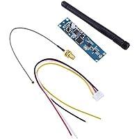 El Pequeño inalámbrico DMX512 2.4G llevó la Placa de los PCB de la luz de la Etapa con la Antena Esay al Juego para el Interior de la Iluminación visitada