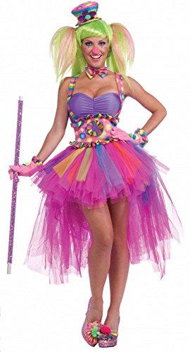Clown Kostüm Modern - shoperama Kostüm Lulu der