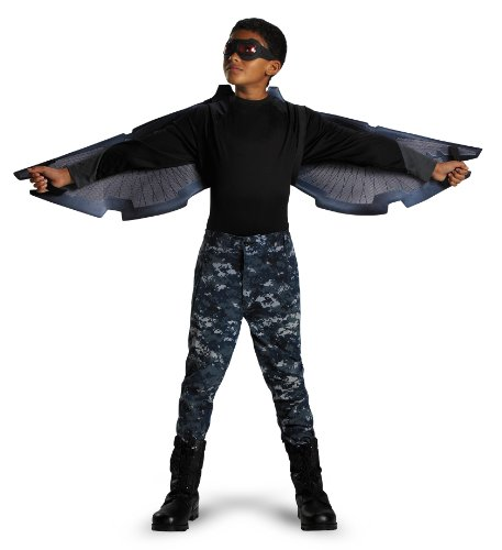 er Soldier Falcon Kind Marvel Kostüm Wing Set (Falcon Captain America Kostüm)