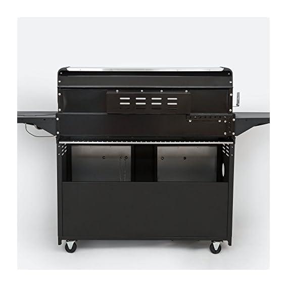 Mayer Barbecue Zunda Gasgrill Mgg 361 Pro Mit Backburner