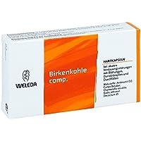 Birkenkohle compositus Hartkapseln 20 stk preisvergleich bei billige-tabletten.eu