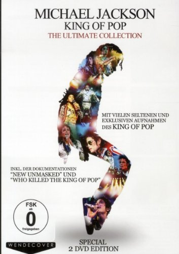 Michael Jackson - King of Pop: The Ultimate Collection [Special Edition] [2 DVDs] (Jackson-video Michael Collection)