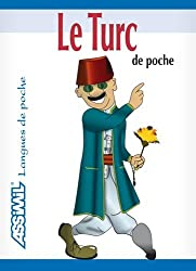 Le Turc de Poche ; Guide de conversation