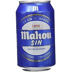 Mahou Cerveza - Pack de 12 x 330 ml - Total: 3960 ml
