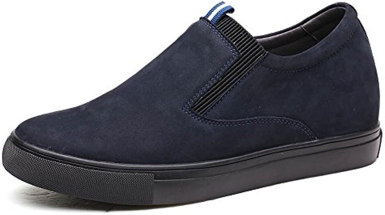 CHAMARIPA Zapatillas de Deporte y Exteriores Hombre, Color Azul