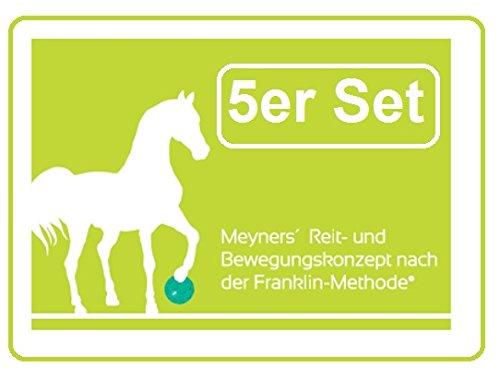 Franklin onglet Set-meyners 'd'équitation et de mouvement Concept selon la méthode de Franklin®