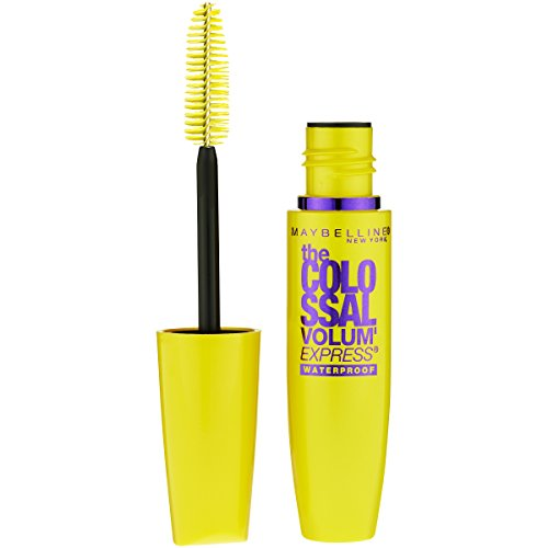 Maybelline Mayb.mas.vol.expres Colossal Glam Black 1