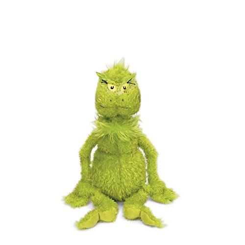 (Manhattan Toy 101940 - Dr. Seuss - Der Grinch Stofftier, klein)