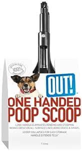 Pet Brands One Handed Poop Scoop