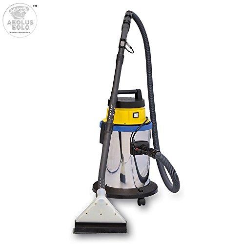 EOLO LP08 Sistema de limpieza Aspira y Lava a agua fría equipada con accesorios