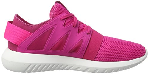 adidas Tubular Viral, Sneaker Donna Rosa/Bianco