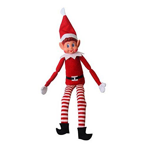1-x-plush-elf-on-a-shelf-christmas-holiday-season-tree-home-decoration