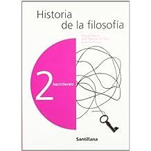 Amazon.es: Historia de la filosofía 2 santillana: Libros