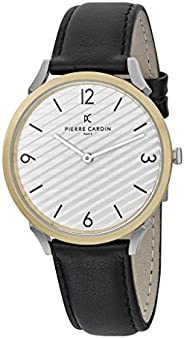 Pierre Cardin Pigalle Stripes Analogue Men's Watch CPI.