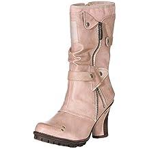 78e42dfa369b Suchergebnis auf Amazon.de für  stiefelette rosa - Mustang