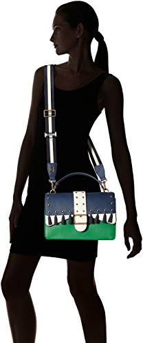 Bauletto Donna Liu-Jo N18055E0005 Fucsia Uni Verde (Jelly Green)
