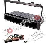 Kit montaggio mascherina autoradio 1 DIN per Ford Focus / Fiesta / Mondeo / escort / transit