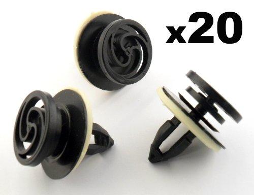 10 x YOU S Original Revêtement Intérieur Clip De Fixation Pour Honda 90671-s0d-00za