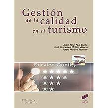 Gestión de la calidad en el turismo