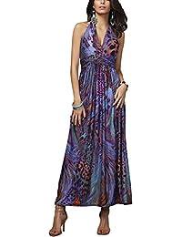 Suchergebnis auf Amazon.de für: kleid damen festlich lila ...