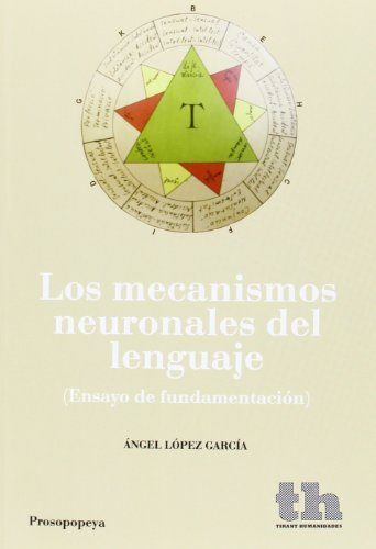 Los Mecanismos Neuronales del Lenguaje (Prosopopeya Manuales) por Ángel López García