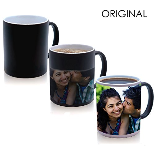 exciting lives original high quality color changing magic photo mug (black) Exciting Lives Original High Quality Color Changing Magic Photo Mug (Black) 41D1zR 2BzzzL