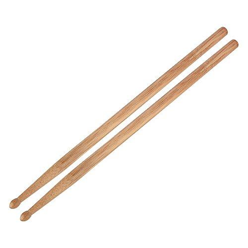 Preisvergleich Produktbild IRICH 5a Stöcke für Schlagzeug Trommelstöcke Hochwertiges Drumsticks Gemacht der Bambus für Anfänger Schlagzeuger und Student Drumsticks