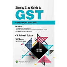 STEP BY STEP GUIDE TO GST/2ED